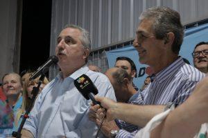 Carlos Fernández presentó su candidatura para un nuevo mandato a la intendencia de Oberá