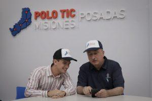 """Passalacqua en el polo TIC de Misiones: """"Conmueve ver el empuje, las ganas y el conocimiento de nuestros jóvenes"""""""