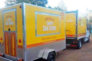 De Misiones al Mercosur: venden furgones térmicos y food trucks