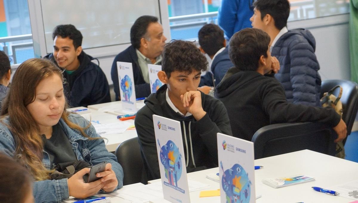 Realizan los talleres de Ideación de Samsung: soluciones para el futuro