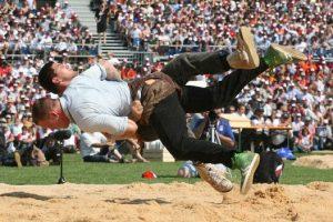 El deporte nacional suizo llega a Misiones
