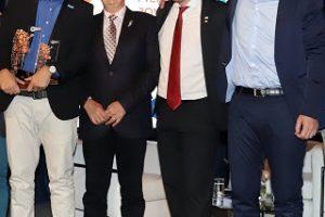 """Un rionegrino es el """"Joven Empresario Argentino"""""""