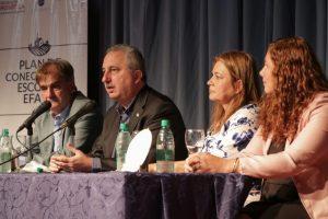 Passalacqua dio inicio al tercer congreso internacional de escuelas de alternancia en Posadas