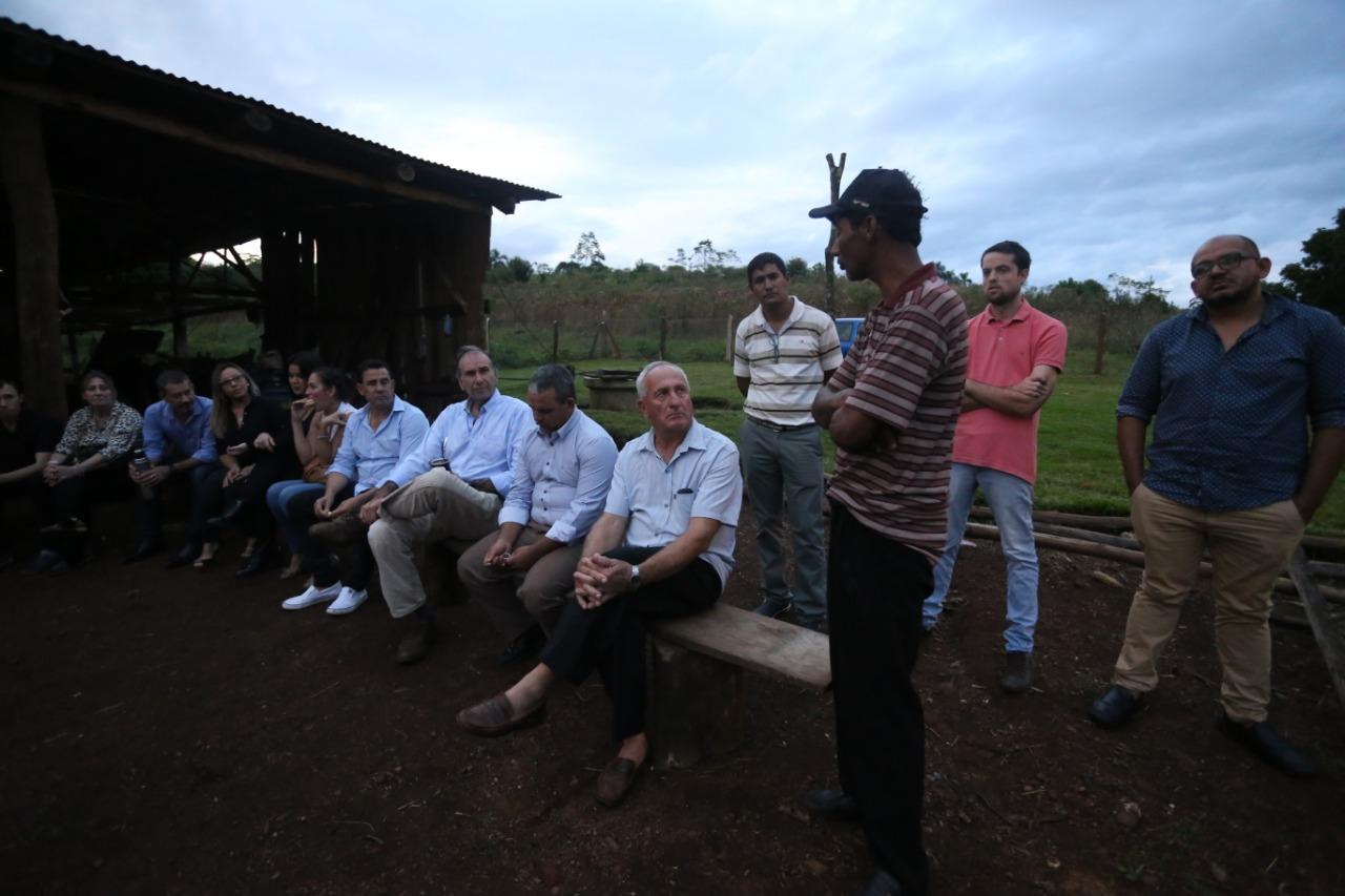 Schiavoni ratificó compromisos para crearempleo y afianzar el cambio en Misiones