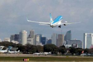 Aerolíneas Argentinas programó más de 650 vuelos de cabotaje e internacionales para noviembre