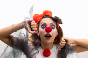 Taller de clown y juegos teatrales para jóvenes y adultos