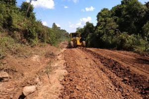 Programa 100 puentes: Vialidad inició obras en El Soberbio