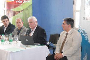 Presentaron la red de financiación climática para municipios en Posadas
