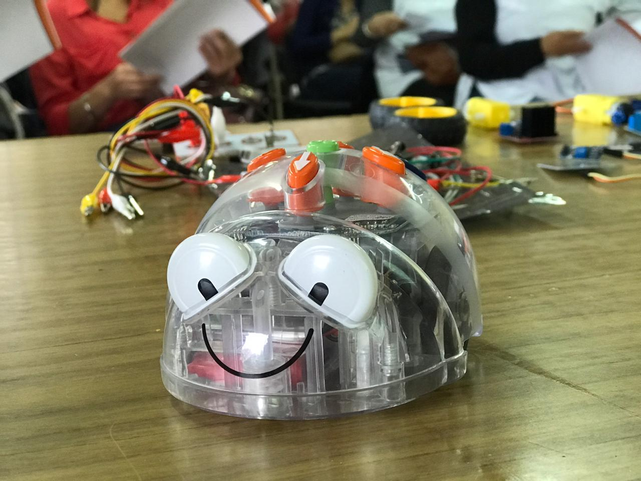 Semana de multiples actividades en la Escuela de Robótica