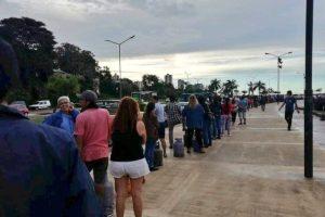 Récord de demanda en la Costanera para la garrafa social a 200 pesos