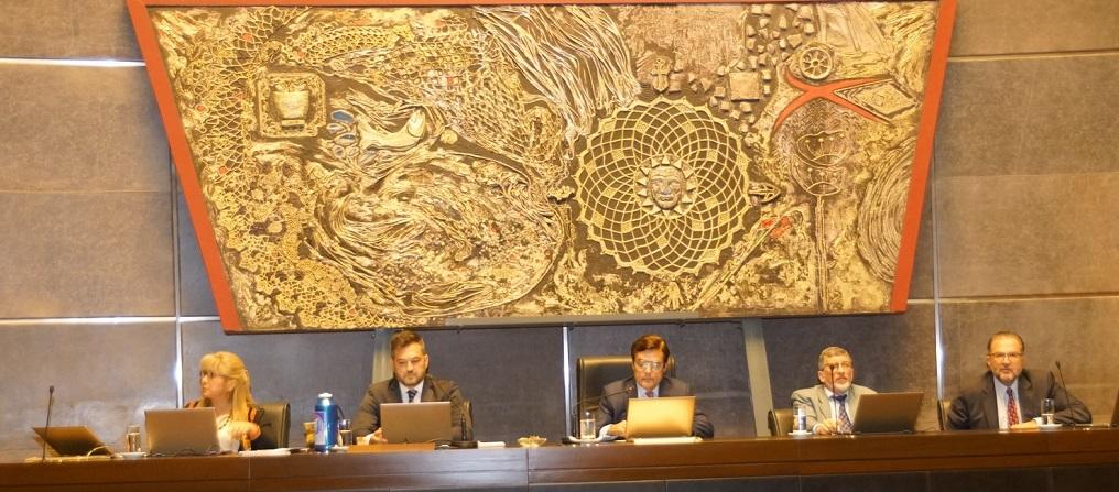 La Legislatura provincial destacó la realización de actividades culturales, académicas y de prevención