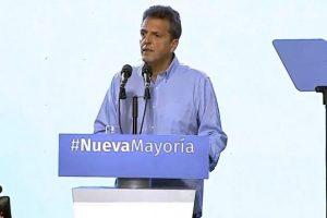 """El Frente Renovador (de Massa) tiene """"amplia"""" facultad para negociar un acuerdo con el peronismo"""