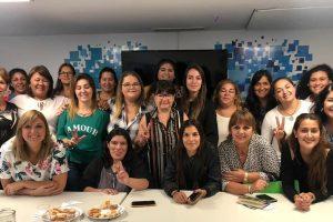 Mujeres del frente Pays piden la emergencia en violencia de género