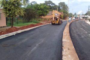 Vialidad ejecuta obras en Cerro Corá, San Pedro, Loreto y Puerto Piray