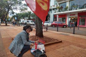 """Olga Aguirre: """"Somos los únicos opositores verdaderamente independientes"""""""