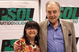 Julia Perié fue elegida Vicepresidenta Nacional del Partido Solidario