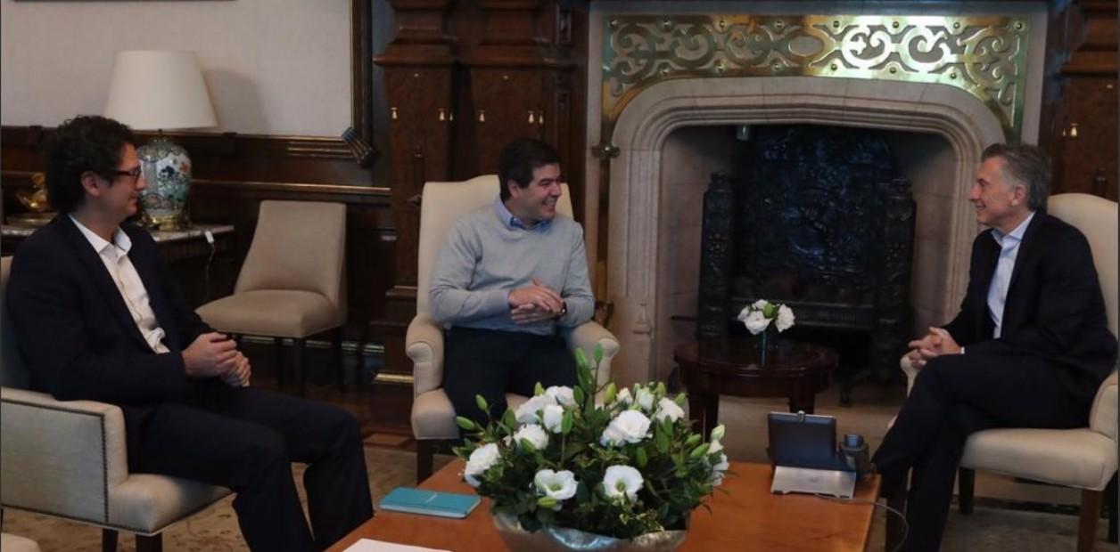 Macri, cautivado por un emprendedor misionero que ayer lo visitó en la Rosada y le contó que no subió los precios