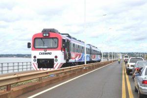 El tren Posadas – Encarnación dejará de funcionar los fines de semana