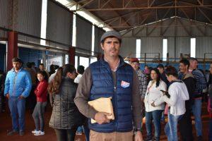 Pozo Azul: Edgar Gonzalez es el primer intendente electo por el voto popular