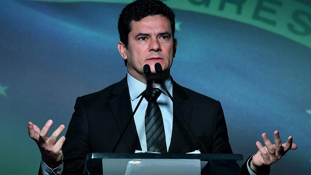 """El ministro Moro no reconoce """"autenticidad"""" de mensajes que ponen en duda juicio a Lula"""