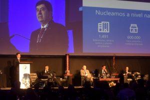 Gerardo Díaz Beltrán fue uno de los principales disertantes en foro empresario en Uruguay