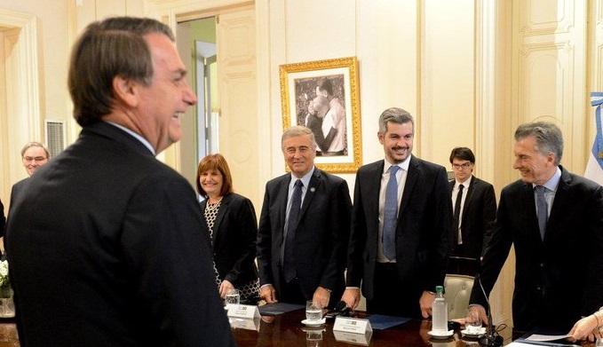 Macri y Bolsonaro dieron el puntapié inicial para retomar proyecto Garabí-Panambí
