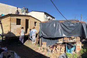 TECHO construirá 16 viviendas de emergencia en Posadas