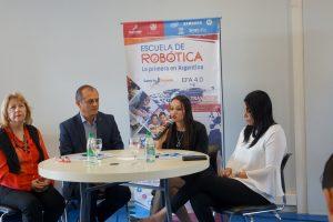 La Escuela de Robótica de Misiones y la Facultad Regional La Rioja de la UTN firmaron un convenio para mejorar la calidad educativa