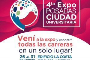 Posadas se prepara para la 4° edición de la Expo Ciudad Universitaria
