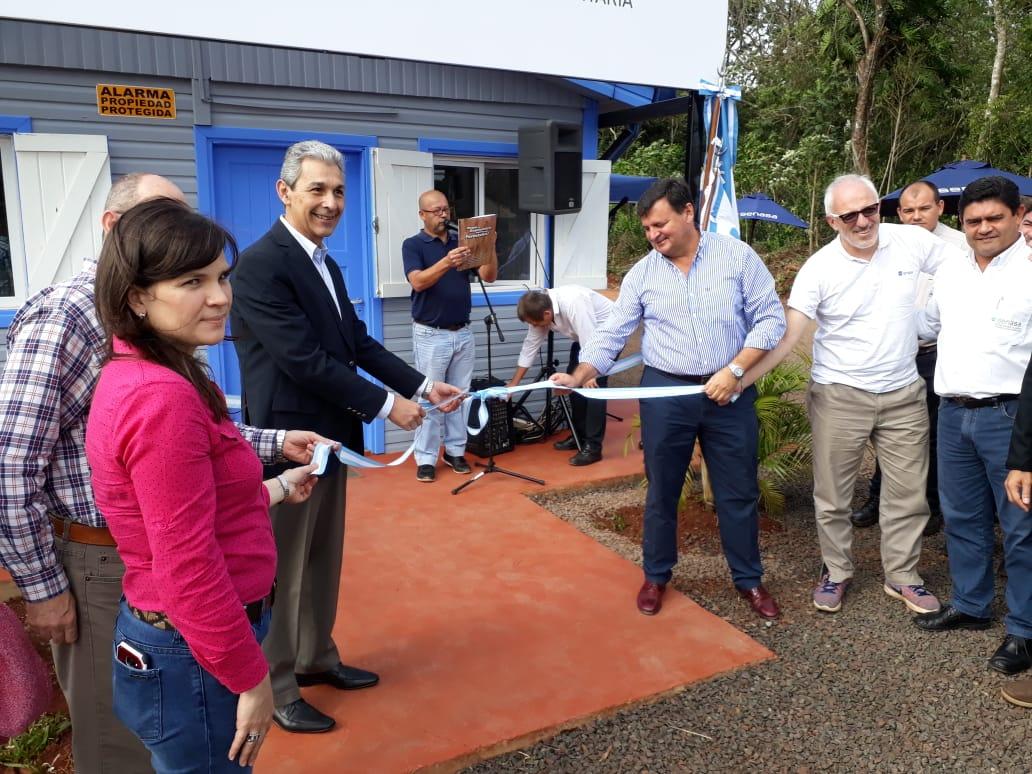 El Senasa inauguró su oficina en Oberá