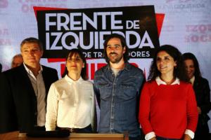 Listas unitarias en todo el país: se lanzó el Frente de Izquierda-Unidad