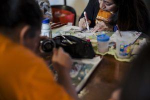 Cuando el arte suma a la economía familiar