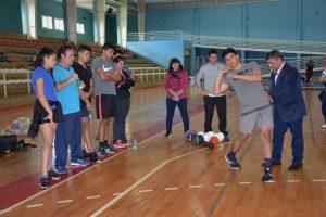 Gustavo Osorio capacita en Misiones sobre iniciación en lanzamientos