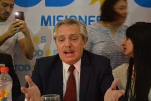 Alberto Fernández se reunió con el FMI y cuestionó el programa económico