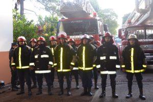 Historia de los bomberos en Misiones