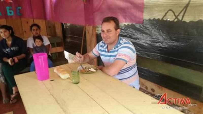 Germán Burger es el nuevo intendente de Campo Viera
