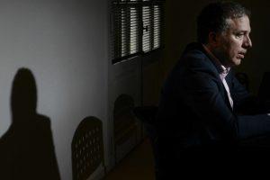 Entrevista a Nicolás Dujovne, Ministro de Hacienda de la Nación. Fotos Emmanuel Fernández