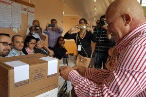 Filippa reelecto como intendente en Puerto Iguazú