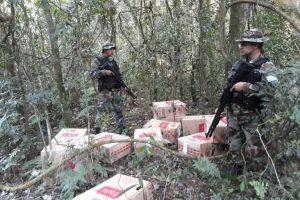 Contrabando: Prefectura secuestró más 2.000.000 de pesos en mercadería ilegal