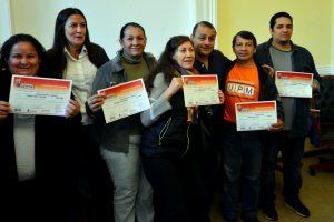 """Herrera Ahuad: """"Tenemos confianza con los emprendedores que se educan en la Universidad Popular"""""""