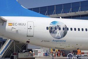 Air Europa cancela el vuelo Madrid-Cataratas y la Provincia reclamará por incumplimiento de contrato