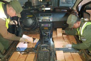 Pareja de misioneros fue detenida con 32 kilos de cocaína en Corrientes