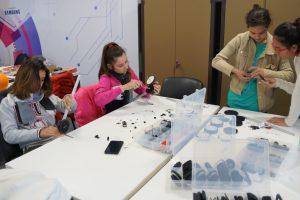 Mundial de Robótica: Jóvenes misioneros sueñan con representar al país en Dubai