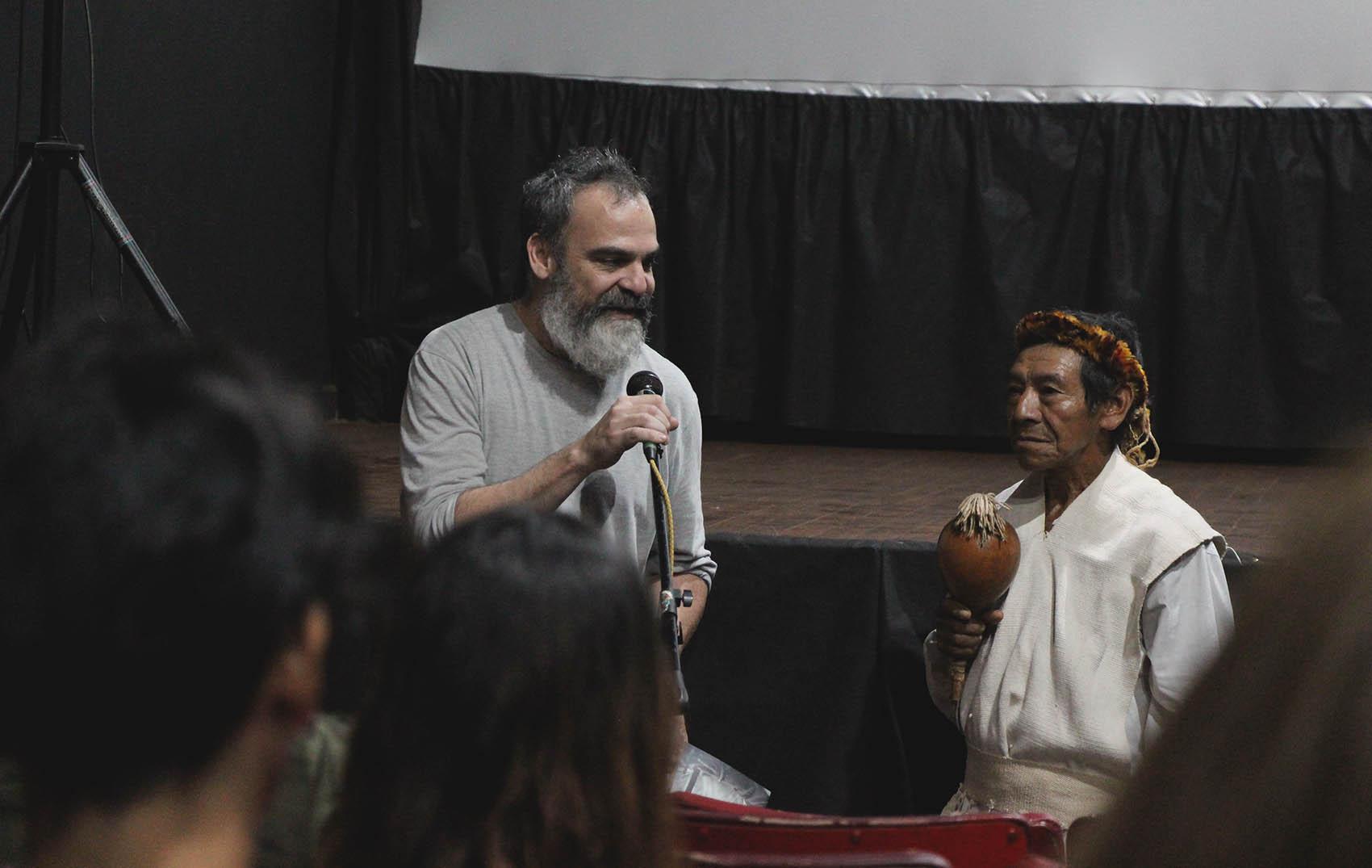 El cine como herramienta para difundir y preservar la cultura Guaraní