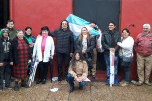 Familias del barrio Patotí reclaman y defienden su derecho a la tierra