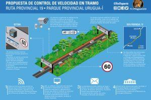 Selva Viva: impulsan novedoso control de velocidad en áreas protegidas de Misiones