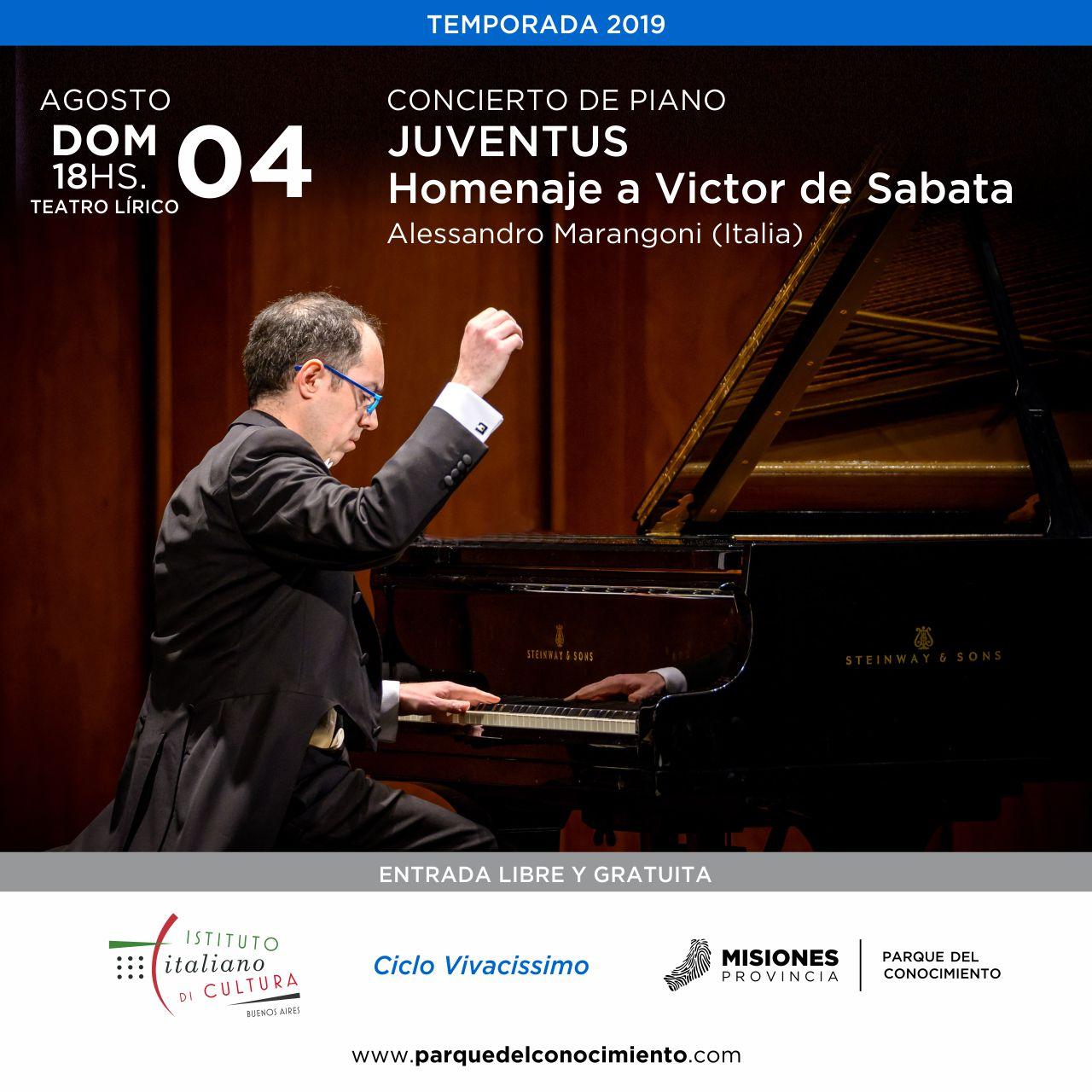 El Teatro Lírico recibe la mejor música italiana en un homenaje a Victor de Sabata
