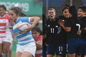 Misioneros en los Juegos Panamericanos de Lima
