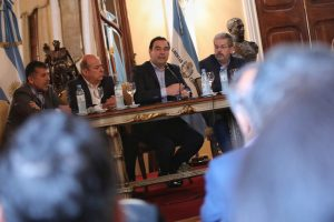 Corrientes: Valdés estimó se invertirán US$ 3.000 millones para una pastera en Ituzaingó