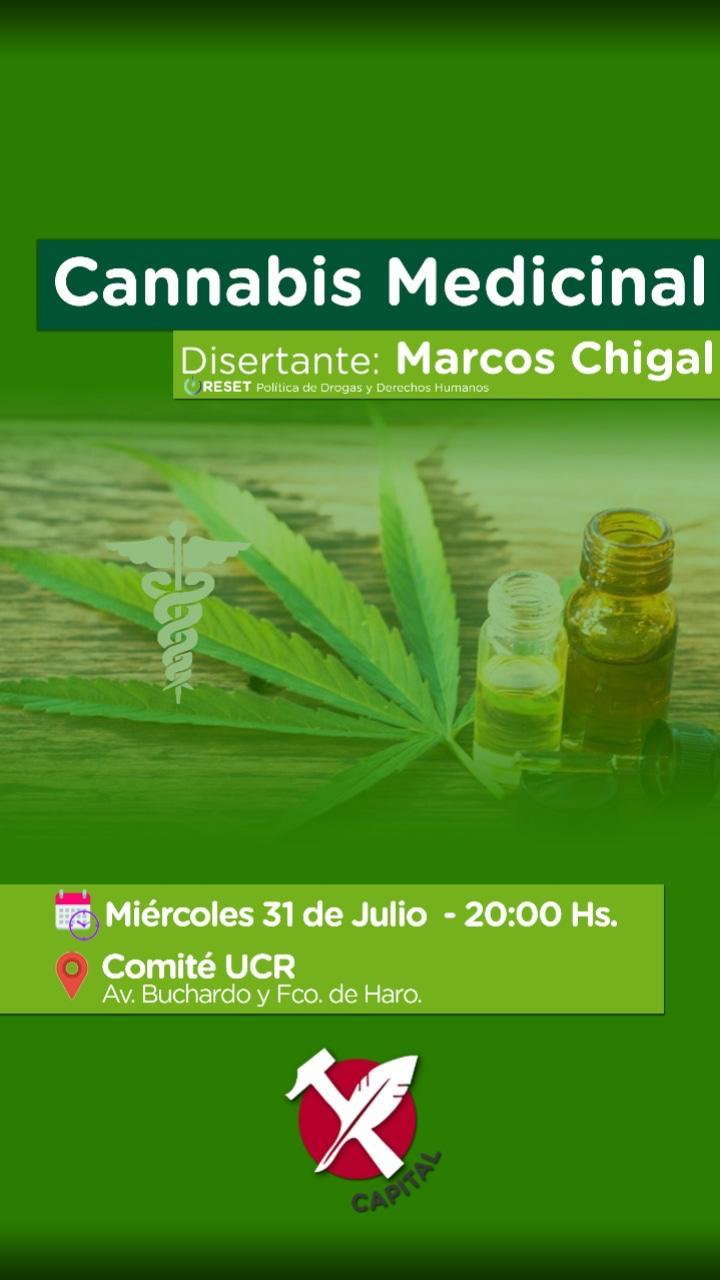 Debaten sobre usos de Cannabis medicinal y autocultivo